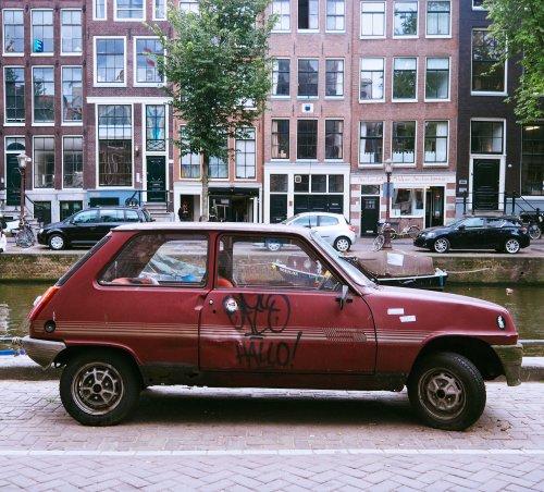 Amsterdam Clunker