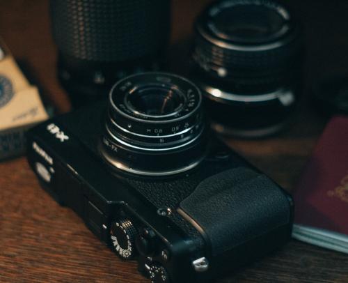 Fujifilm & Industar